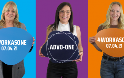 #WORKASONE with ADVO-ONE
