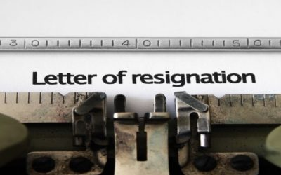 'The Great Resignation'