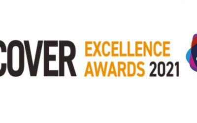 advo are finalists in the Cover Excellence Awards!