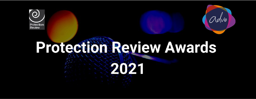 advo Shortlisted in the Protection Review Awards